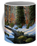 Winter Brook Coffee Mug