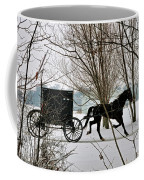 Winter Buggy Coffee Mug