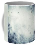 Winter Christmas Background Coffee Mug