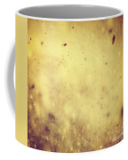 Winter Christmas Gold Vintage Background Coffee Mug