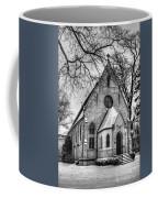 Winter Church Coffee Mug