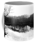 Winter Contrast Coffee Mug