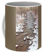 Winter Creek Scenic View Coffee Mug