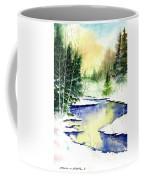 Winter Creek Coffee Mug