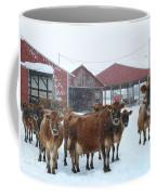 Winter Dairyland Coffee Mug