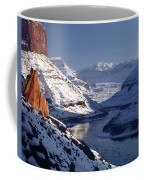 612702-winter Desert River, Ut Coffee Mug
