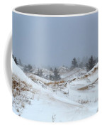 Winter Dunes Coffee Mug