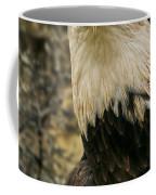 Winter Eagle Coffee Mug