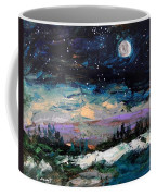Winter Eclipse Coffee Mug