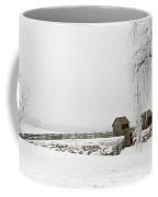 Winter Farm Coffee Mug