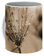 Winter Flowers II Coffee Mug