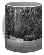Winter Ford Truck 1 Coffee Mug by Thomas Young