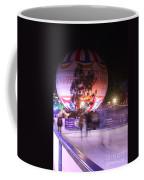 Winter Gardens Ice Rink And Balloon Bournemouth Coffee Mug