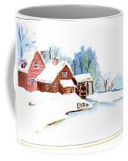 Winter Habitat Coffee Mug