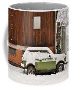 Under Snow Coffee Mug