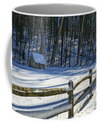 Winter Hut Coffee Mug