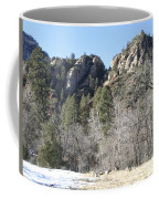 Winter In Arizona Coffee Mug