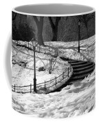 Winter In Central Park Coffee Mug