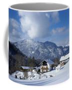 winter in the Bavarian alps 1 Coffee Mug
