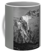 winter in the Bavarian alps 4 Coffee Mug