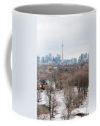 Winter In Toronto Coffee Mug