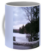 Winter In Vermont Coffee Mug