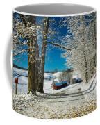 Winter In Vermont Coffee Mug