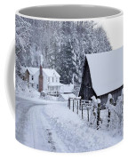 Winter In Virginia Coffee Mug by Benanne Stiens