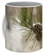 Winter Interlude Coffee Mug by Evelina Kremsdorf