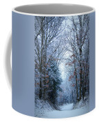 Winter Lane Coffee Mug