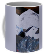 Winter Life Austrian Mountain  Coffee Mug