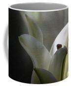 Winter Lily Coffee Mug