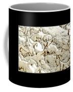 Winter Marigolds Coffee Mug