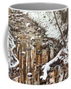 Winter - Natures Harmony Coffee Mug by Mike Savad