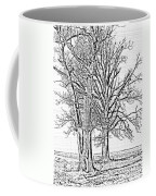 Winter Oaks IIi Coffee Mug