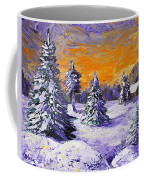 Winter Outlook Coffee Mug