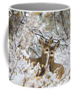 Winter Pair Coffee Mug