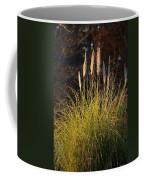 Winter Pampas Illumination Coffee Mug