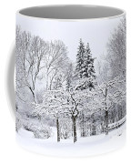 Winter Park Landscape Coffee Mug