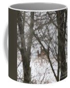 Winter Family Pause  Coffee Mug