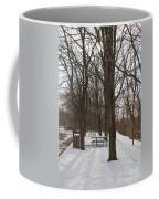 Winter Picnic Coffee Mug