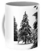 Winter Pines Coffee Mug