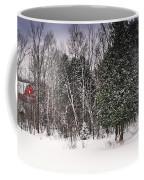 Winter Postcard Coffee Mug