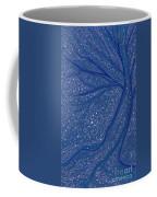 Winter Rain Tree Coffee Mug