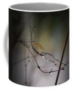 Winter Raindrops Coffee Mug