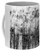Winter Reeds Coffee Mug