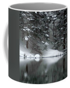 Winter Reflection 004 Coffee Mug