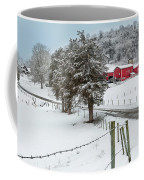Winter Road Coffee Mug by Bill Wakeley