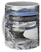 Winter Scene In Montgomery Coffee Mug
