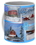 Winter Scenes  Coffee Mug
